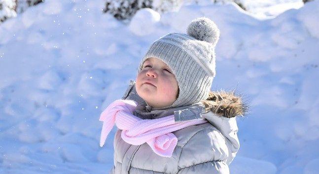 a8c13484a017d0 Ubranka dla niemowlaka na zimowe spacery | WP parenting