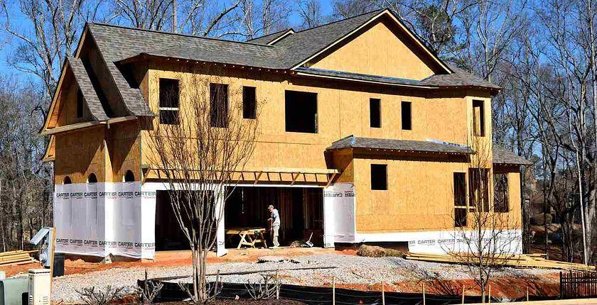 Jak budować dom aby ściany nie przemarzały?