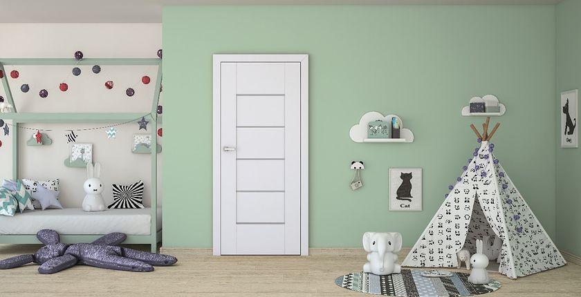 Drzwi do pokoju dziecięcego – jak wybrać i czym się kierować?