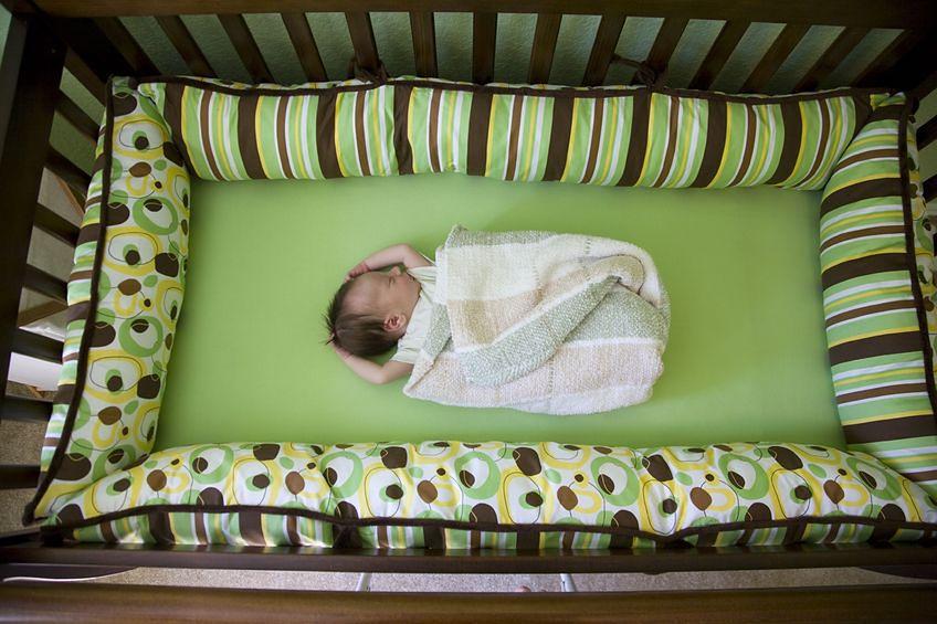 Poważnie Naukowcy ostrzegają: ochraniacze na łóżeczko są niebezpieczne | WP MT59
