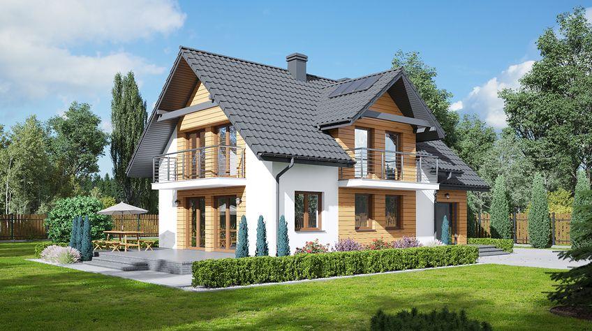 Zdjęcie 1 projektu Oleśnica 11 KRP2301