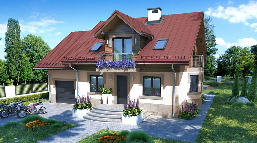 Zdjęcie 1 projektu Dom w Oregonie 3 KRN1059