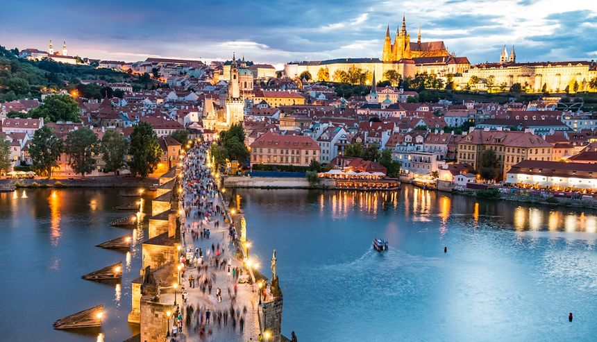 Praga - Największe atrakcje - WP Turystyka