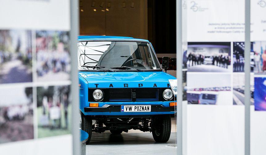 25 lat Volkswagen Poznań