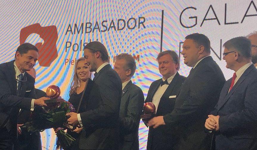 KGHM nagrodził wybitnych Polaków. To oni zostali Ambasadorami Polski