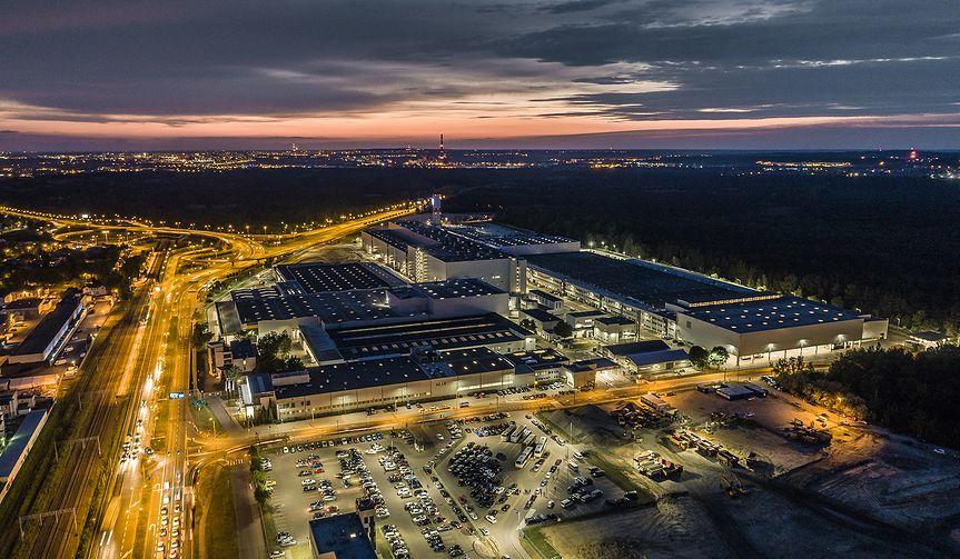 Gigantyczna inwestycja Volkswagena pod Poznaniem.
