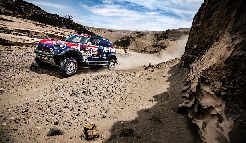 Prosto z Rajdu Dakar - odcinek 8