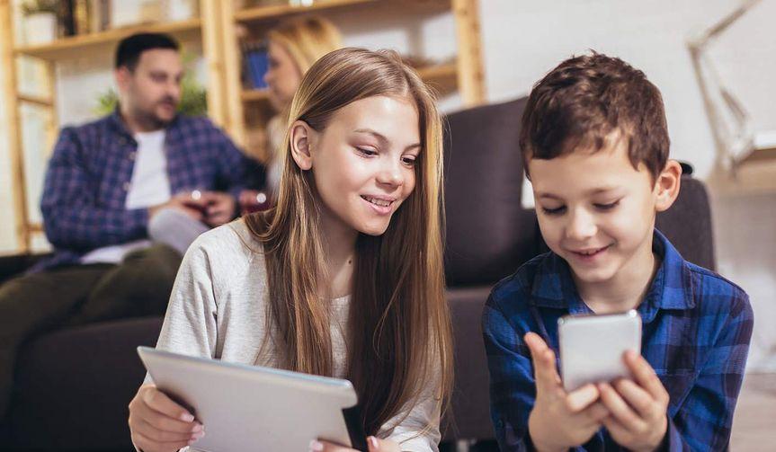 Społeczeństwo 3.0. Dzieci mogą już uczyć swoich rodziców