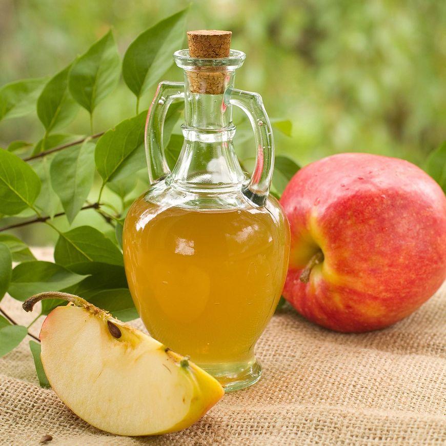 Похудеть при помощи яблочного уксуса