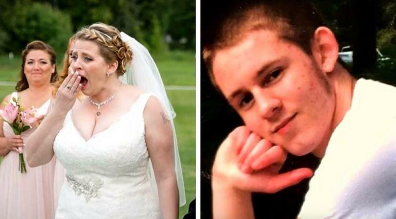 W Dniu ślubu Kobietę Spotkała Niesamowita Niespodzianka Matka