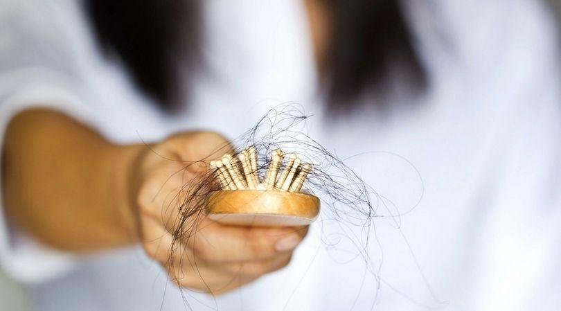 dieta włosy wypadanie