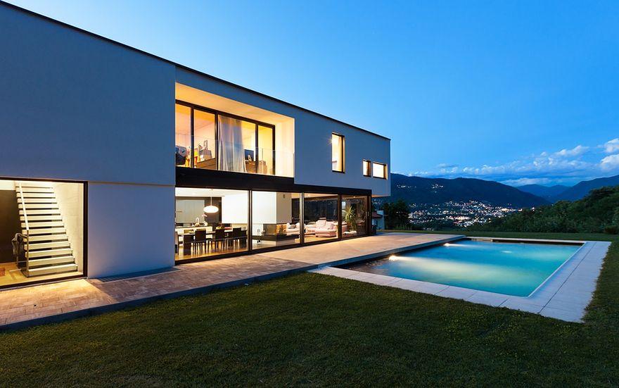 Dom i wnętrza otwarte na świat, podobnie jak mieszkańcy