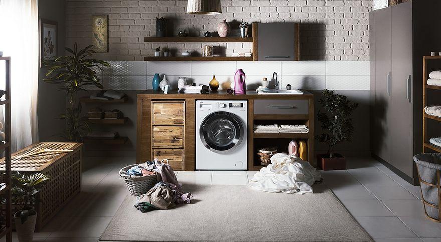 Walka o przestrzeń. Co z pralką w małym mieszkaniu?