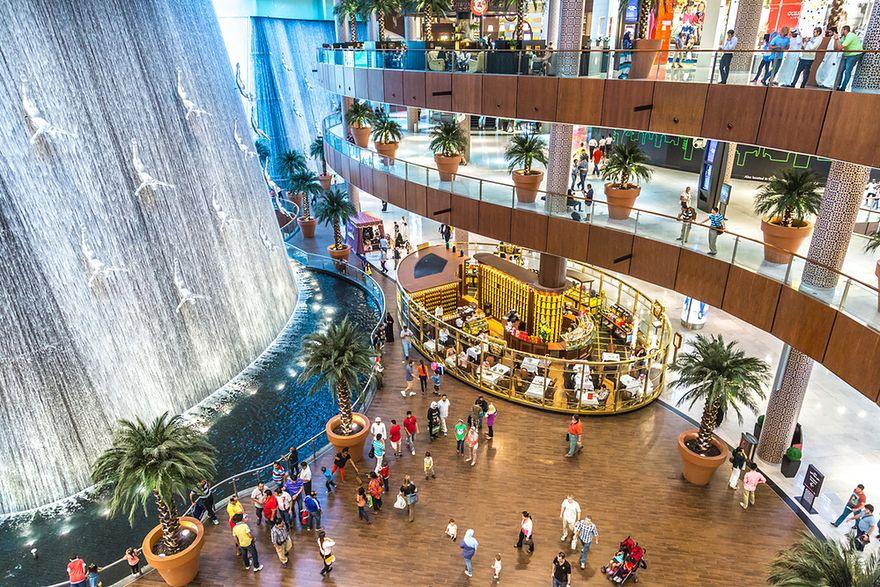 Najciekawsze centra handlowe na świecie. Raj dla fanów zakupów, ale też architektury