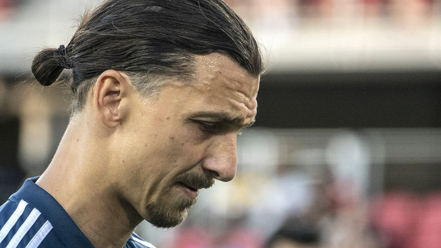 Zlatan Ibrahimovic  (Photo by Tony Quinn/Icon Sportswire via Getty Images)