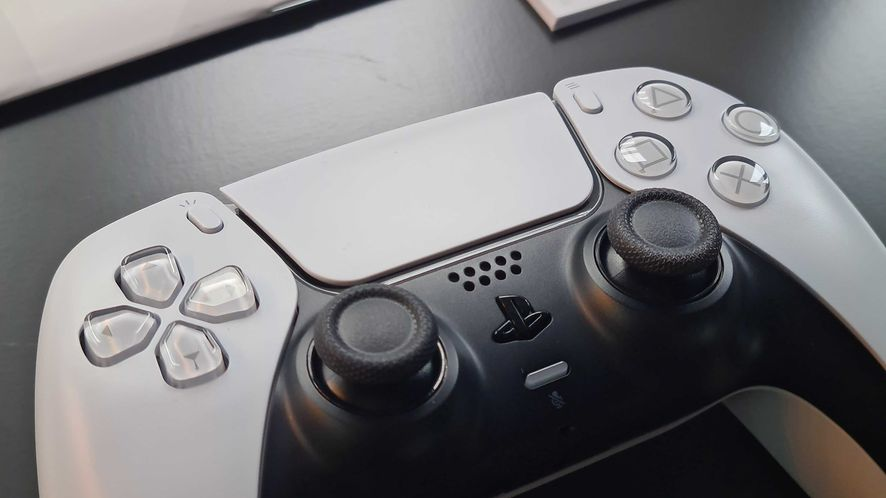 PlayStation 5 pad DualSense