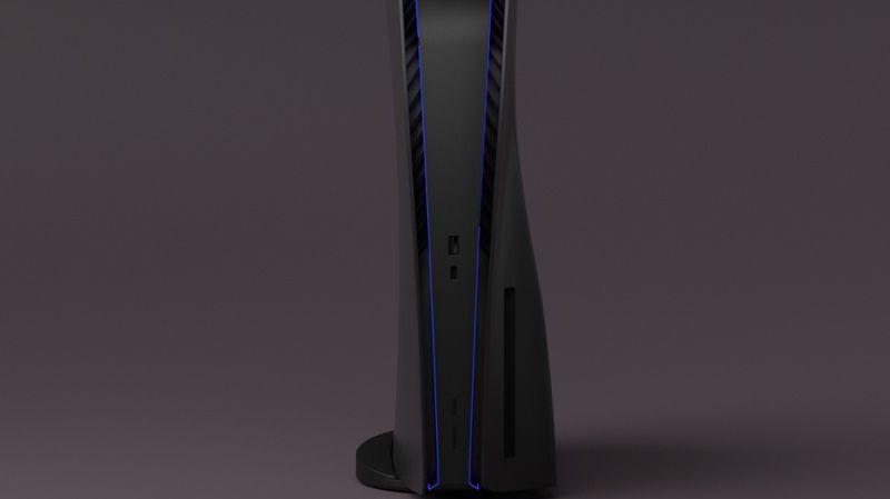 PlayStation z wymiennymi panelami
