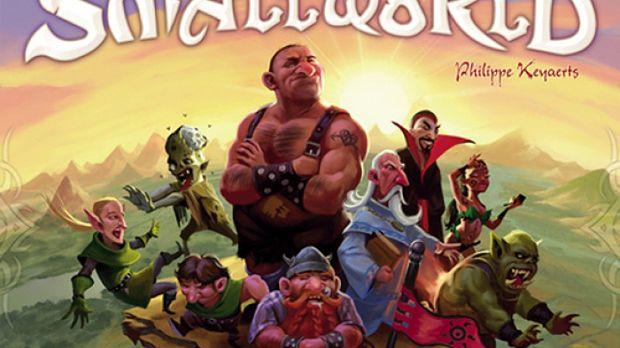 Small World - recenzja. Niziołki, ghule, amazonki i reszta watahy