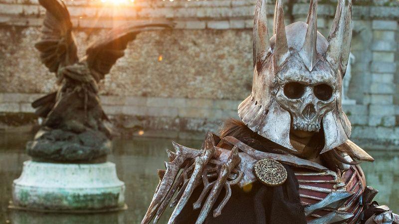 A nagrodę za najlepszy wiedźmiński cosplay otrzymuje... Król Dzikiego Gonu! Chwila, co?