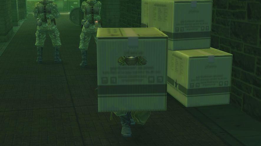Hideo Kojima wciąż pojawia się i znika