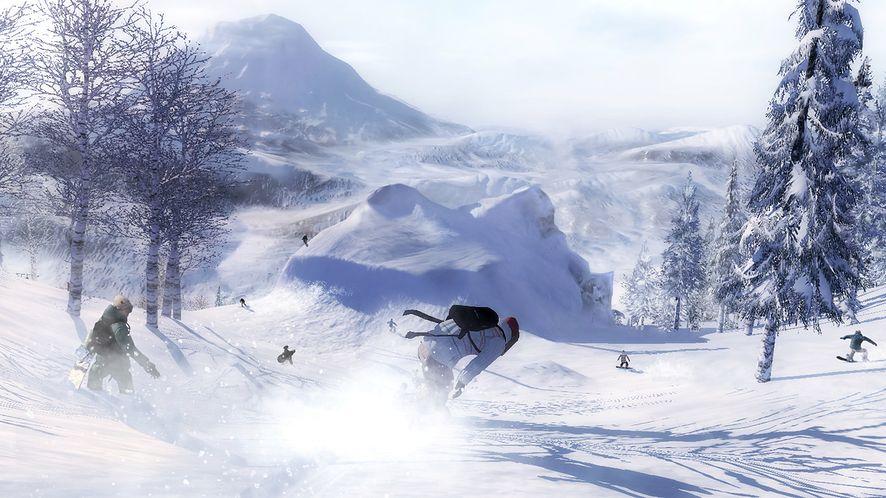 Shaun White Snowboarding - nie-recenzja