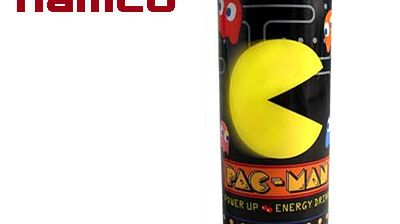 Pac-man doczekał się własnego napoju energetycznego