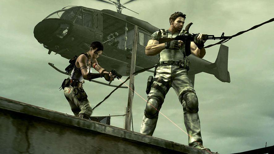Resident Evil 5 - recenzja