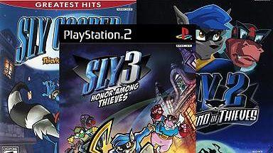 Sly Collection na PS3 w 3D, z trzema platynami i obsługą Move
