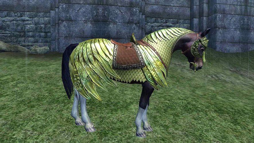 Najgorsze DLC świata, zbroja dla konia do Obliviona, ma już 10 lat
