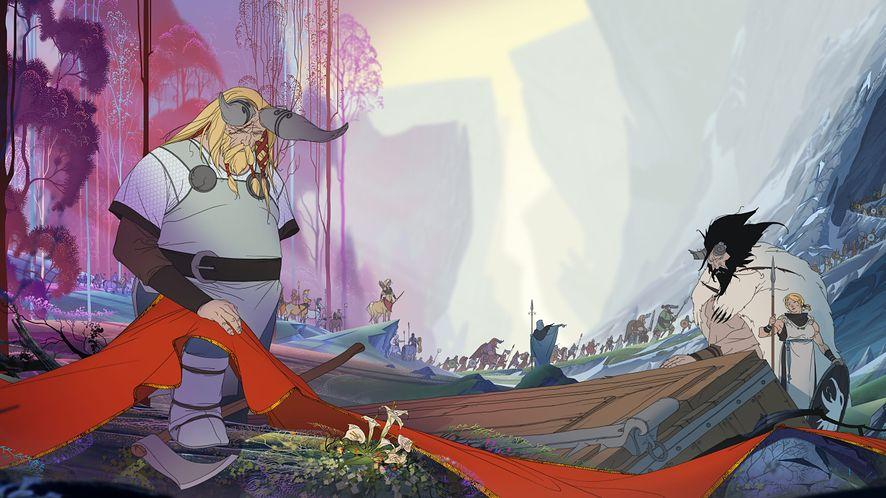 The Banner Saga 2 - recenzja. Wędrówka wciąż trwa