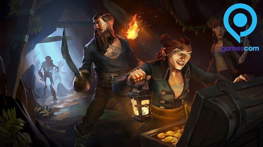 Czym właściwie jest Sea of Thieves od Rare? Piłem tam grog, to Wam opowiem