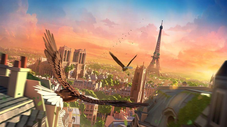 Eagle Flight - recenzja. VR-owego orła cień
