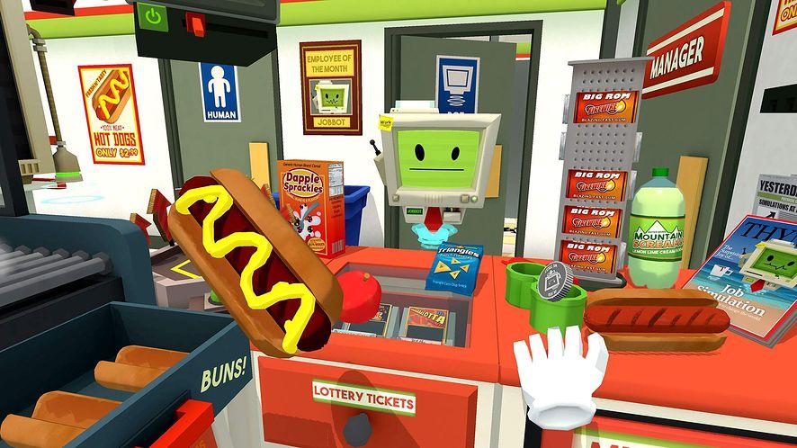 """Job Simulator to """"VR-owa popierdółka""""? Niby tak, ale wyniki sprzedaży pokazują, że i takie coś świetnie sobie radzi"""