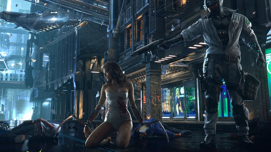 """Do bicia EA dołącza się CD Projekt RED. Cyberpunk 2077 """"bez żadnych haczyków"""""""