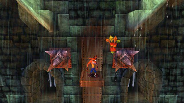 Nieopublikowane poziomy w Crash Bandicoot N. Sane Trilogy?