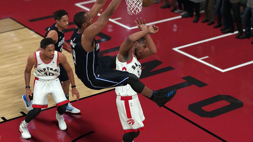NBA 2K18 - recenzja. Hej, hej, a teraz daj piątaka