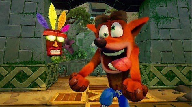 Crash Bandicoot N.Sane Trilogy - bierzcie i grajcie w to wszyscy