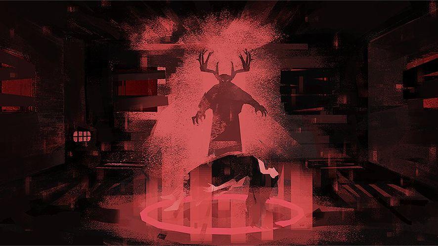 Ritual - bardzo dziwny Dziki Zachód