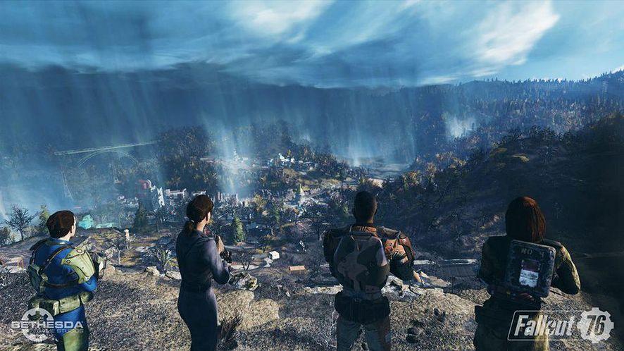 Czemu Fallout 76 nie trafi na Switcha?