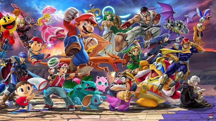 Super Smash Bros. Ultimate - recenzja. Ostateczna wieczerza