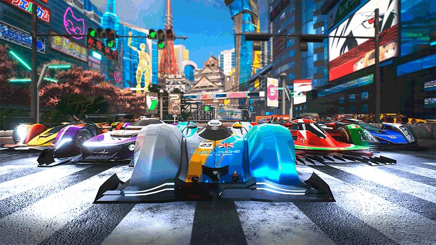 Xenon Racer - recenzja. Nie Ridge, ale Racer