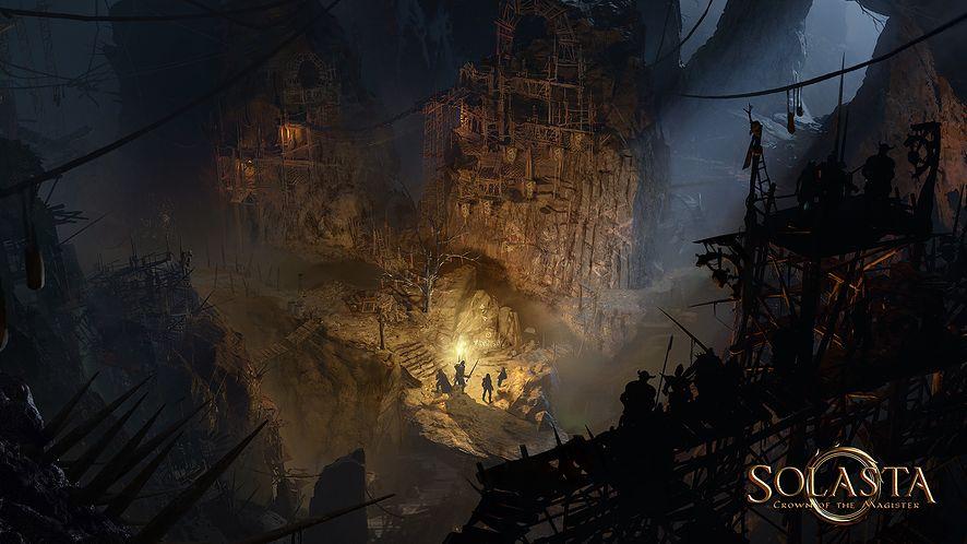 Solasta: Crown of the Magister - ambitne RPG z długą listą obietnic do realizacji