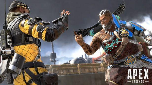 Zmiany w systemie poziomów w Apex Legends