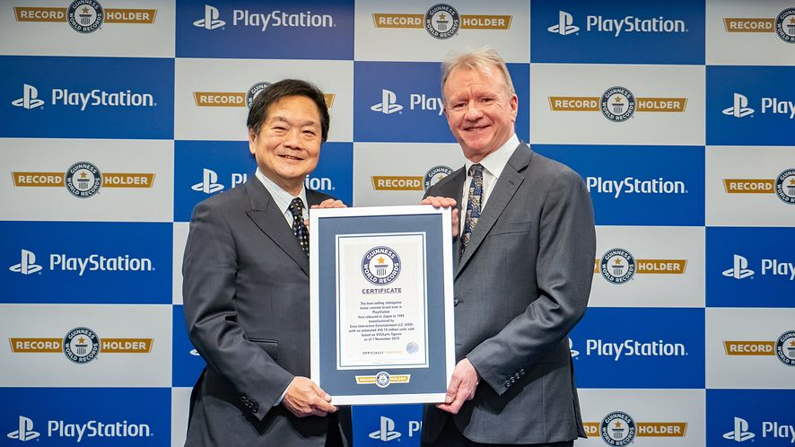 PlayStation obchodzi 25 urodziny, bije rekord Guinessa i rozdaje nagrody