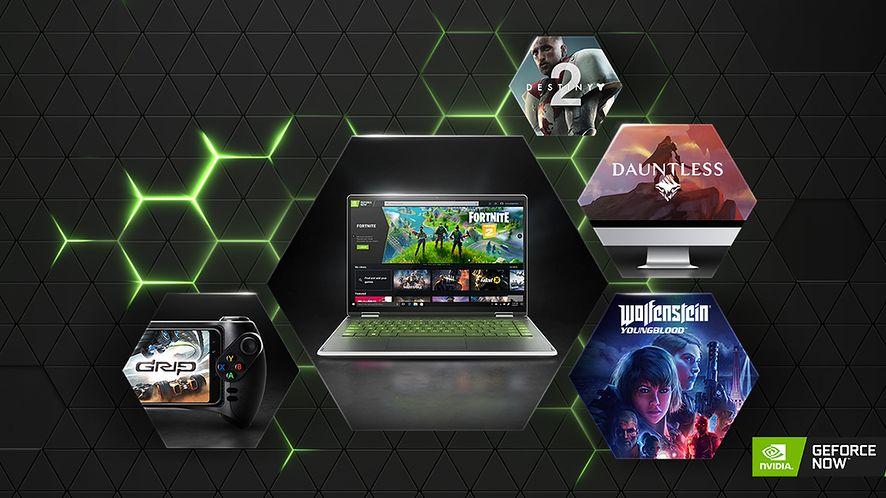 Nowe zasady umieszczania gier w usłudze GeForce Now