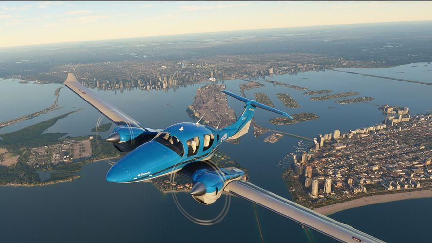 Chcesz polatać w Microsoft Flight Simulator 2020? Wiemy, jakiego potrzebujesz PC-ta