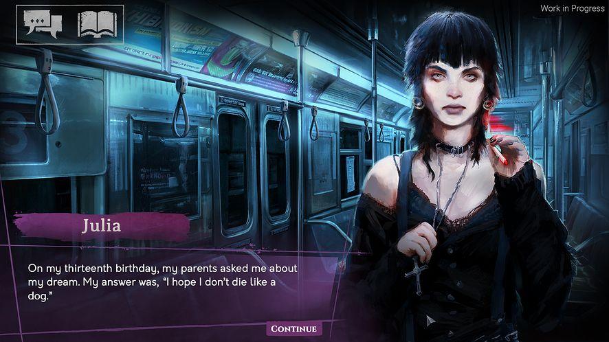 Zapowiedziano Vampire: The Masquerade - Shadows of New York