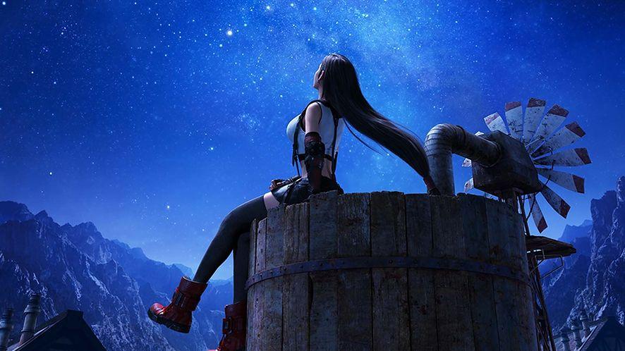Porozmawiajmy o zakończeniu Final Fantasy VII Remake