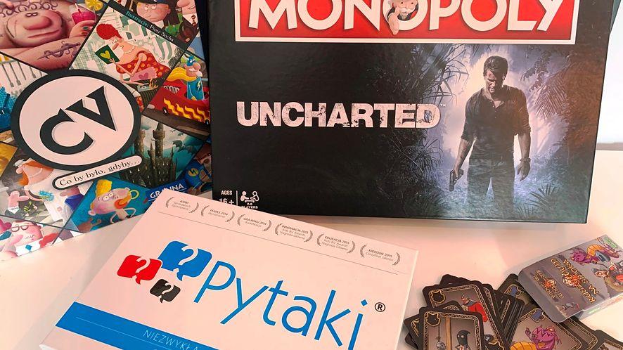 Monopoly czy Scrabble? Znam znacznie lepsze gry planszowe dla początkujących