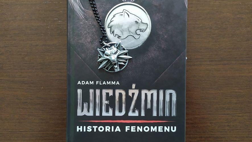 Wiedźmin. Historia fenomenu – recenzja książki. Szczegółowa biografia Białego Wilka